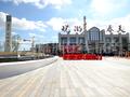 香江·悦湖春天实景图